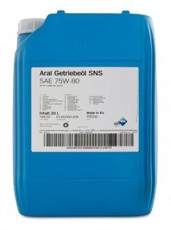 Aral Getriebeoel SNS SAE 75W-80