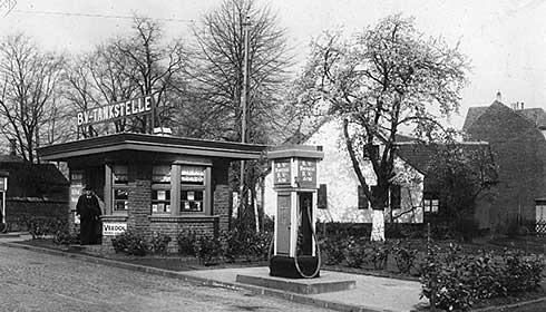Моторные масла. История создания Арал.1924