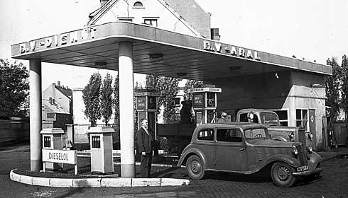 Моторные масла. История создания Арал. 1939