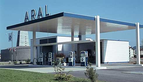 Моторные масла. История создания Арал. 1967