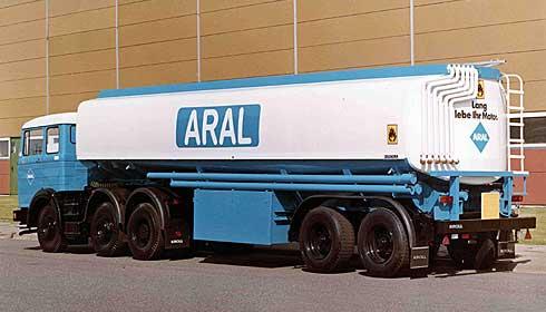 Моторные масла. История создания Арал. 1978