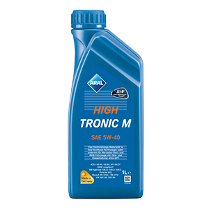 Aral HighTronic M SAE 5W-40