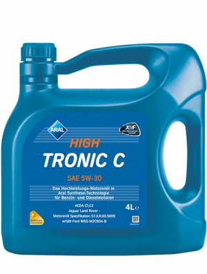 Aral HighTronic C SAE 5W-30